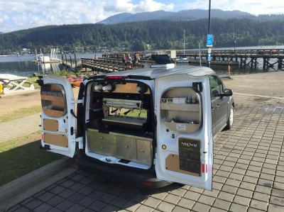 Roast'd coffee mobile barista Vancouver Canada